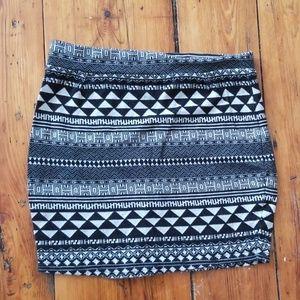 Vintage UO Mini Skirt
